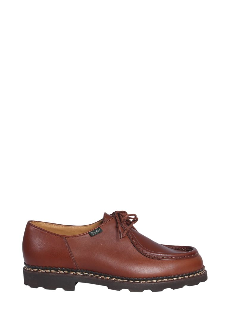 Paraboot Michael Lace-up Shoes - MARRONE