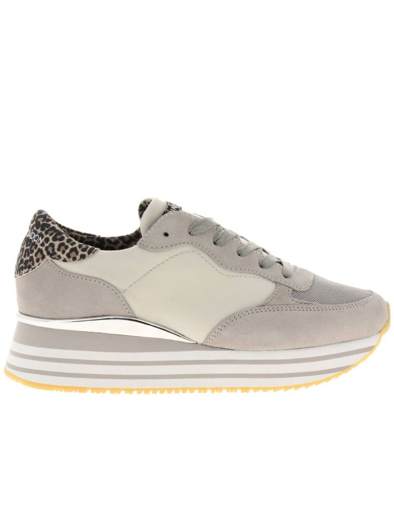 Crime london Sneakers Shoes Women Crime London - grey