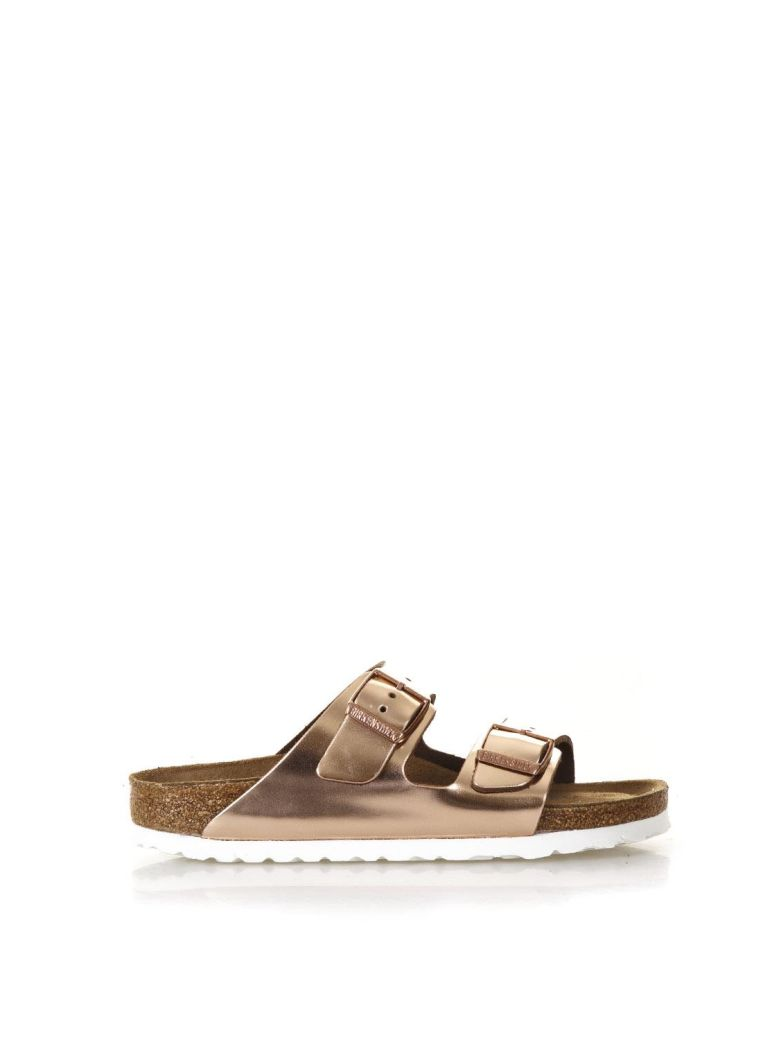 Birkenstock Golden Rose Arizona Sandals - Basic