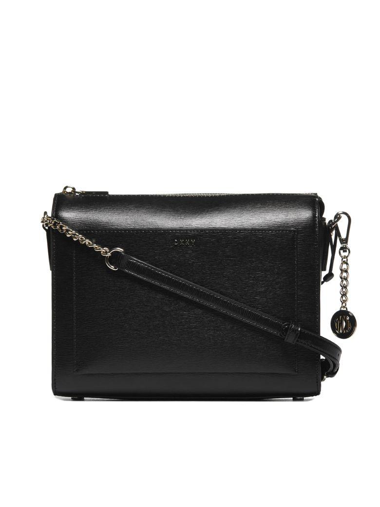 DKNY Structured Shoulder Bag - Nero
