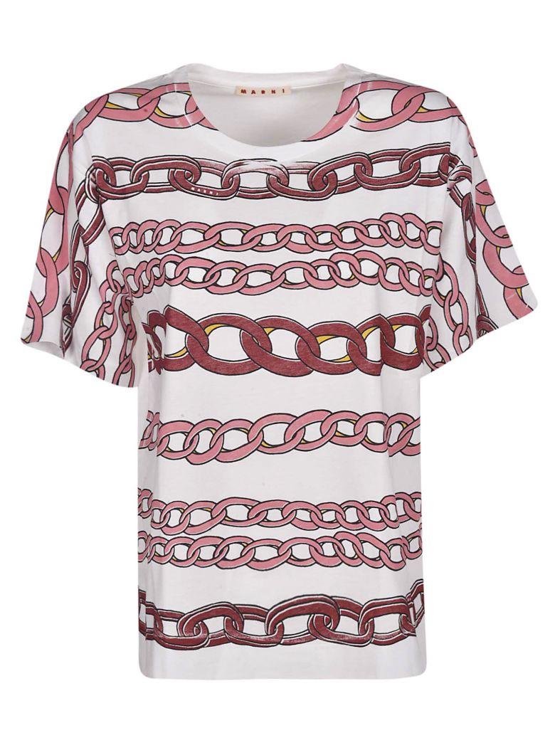Marni Printed T-shirt - Multicolor