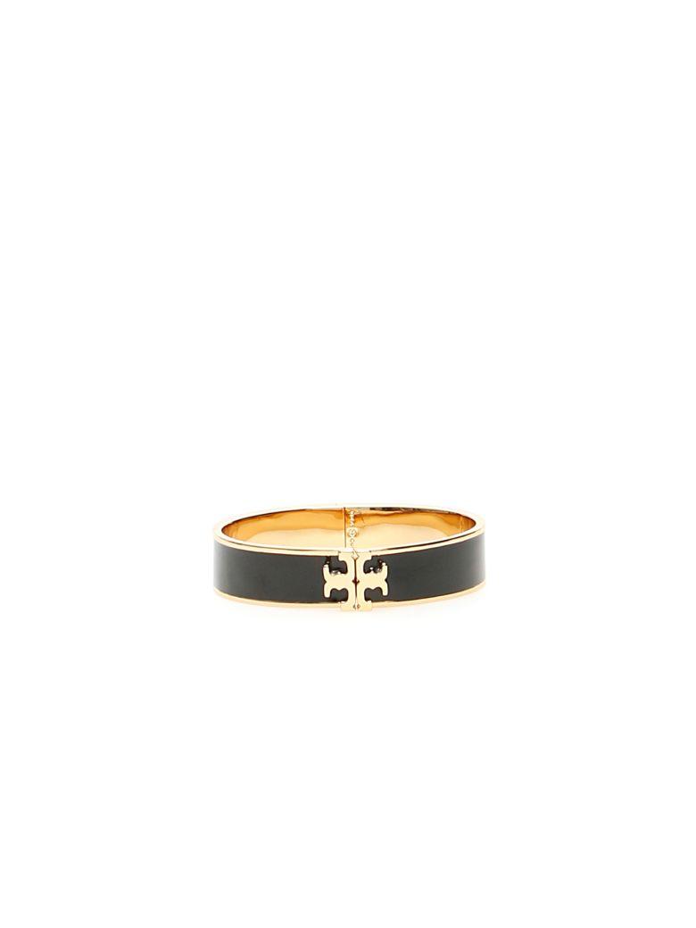 Tory Burch Logo Bracelet - NEW IVORY TORY GOLD (Gold)