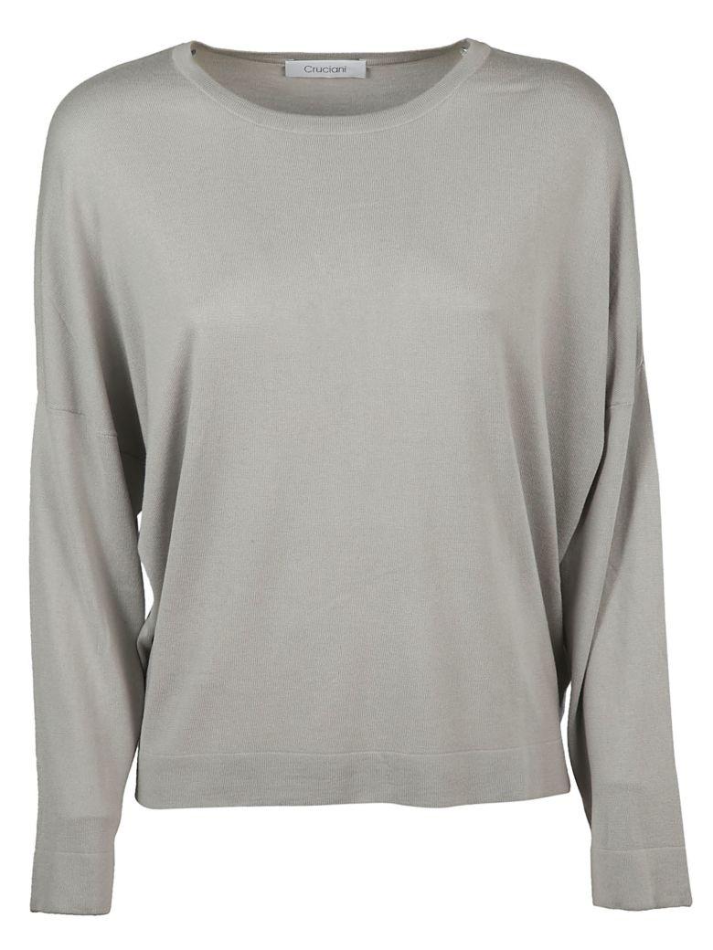 Cruciani Classic Sweater - White