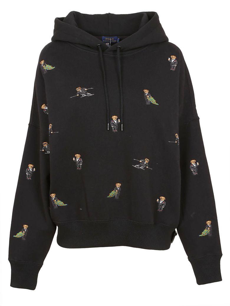 Ralph Lauren Teddy Sweater - Black