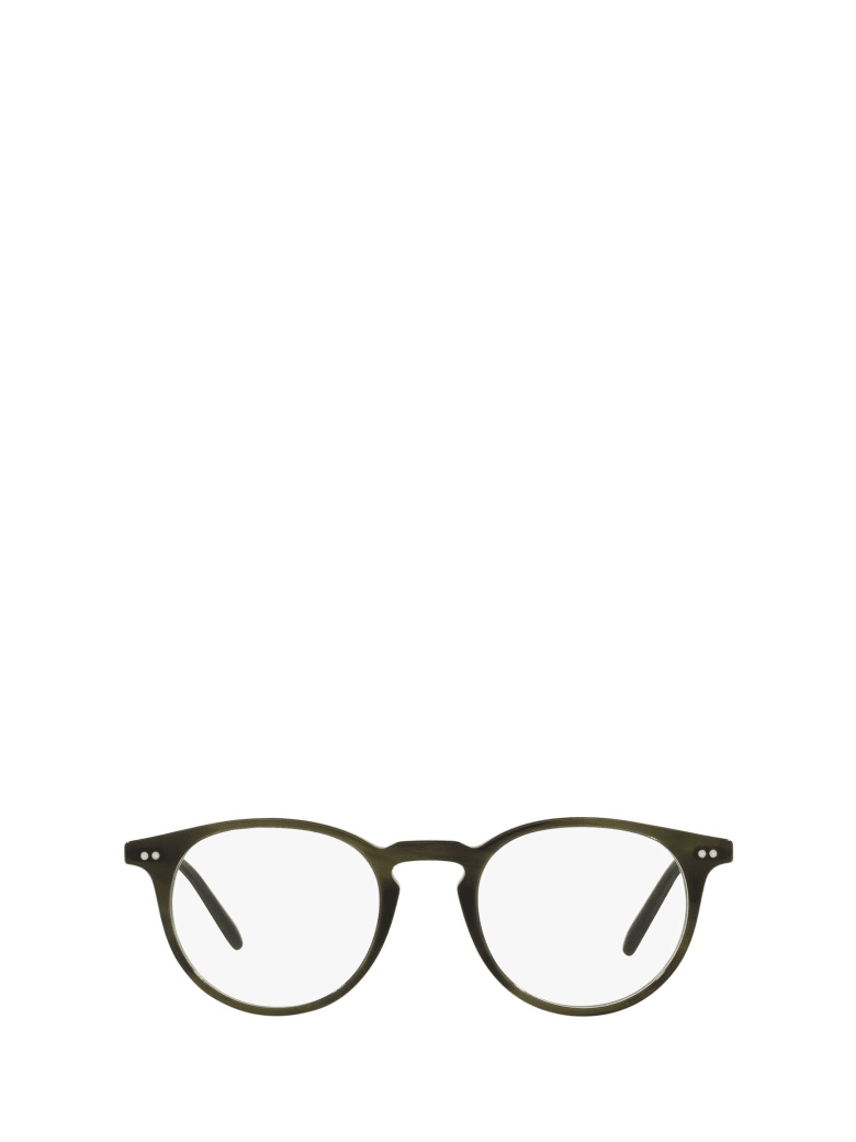 Oliver Peoples Oliver Peoples Ov5362u Emerald Bark Glasses - Emerald Bark