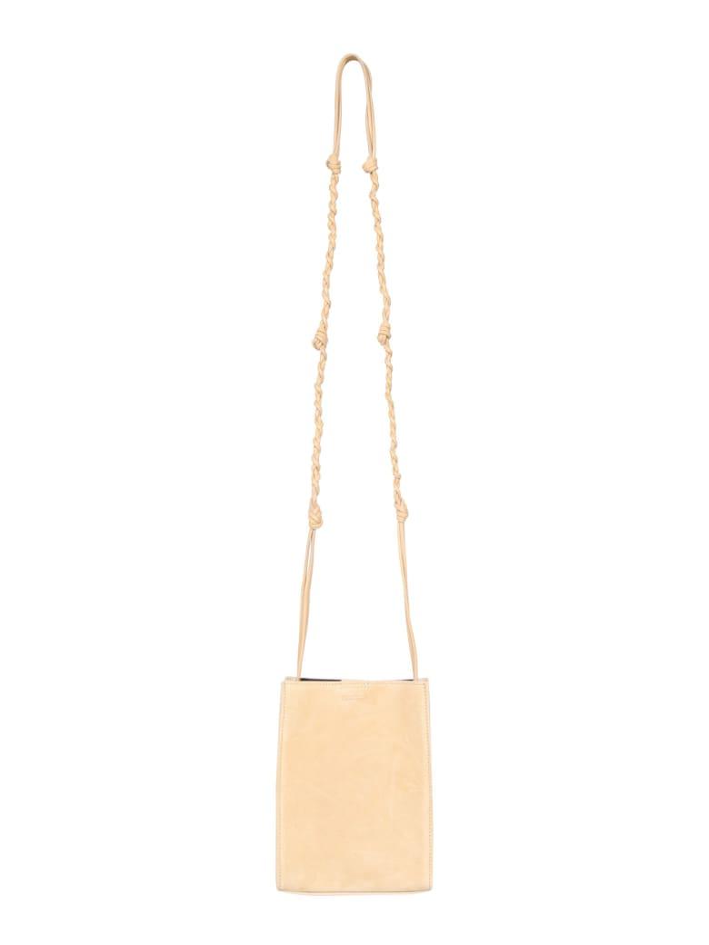 Jil Sander Small Tangle Bag - BEIGE