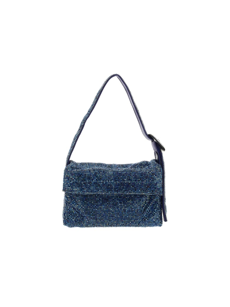 Benedetta Bruzziches La Vitty Mignon Shoulder Bag - Nort folk blue