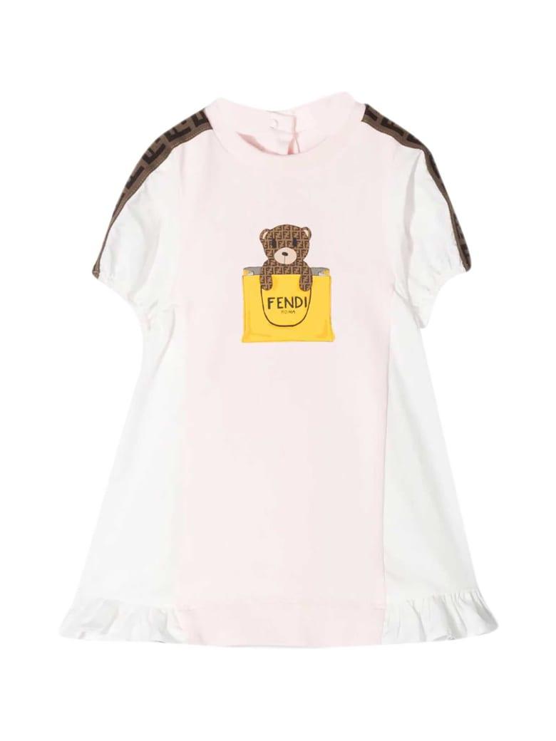 Fendi Pink Dress - Rosa