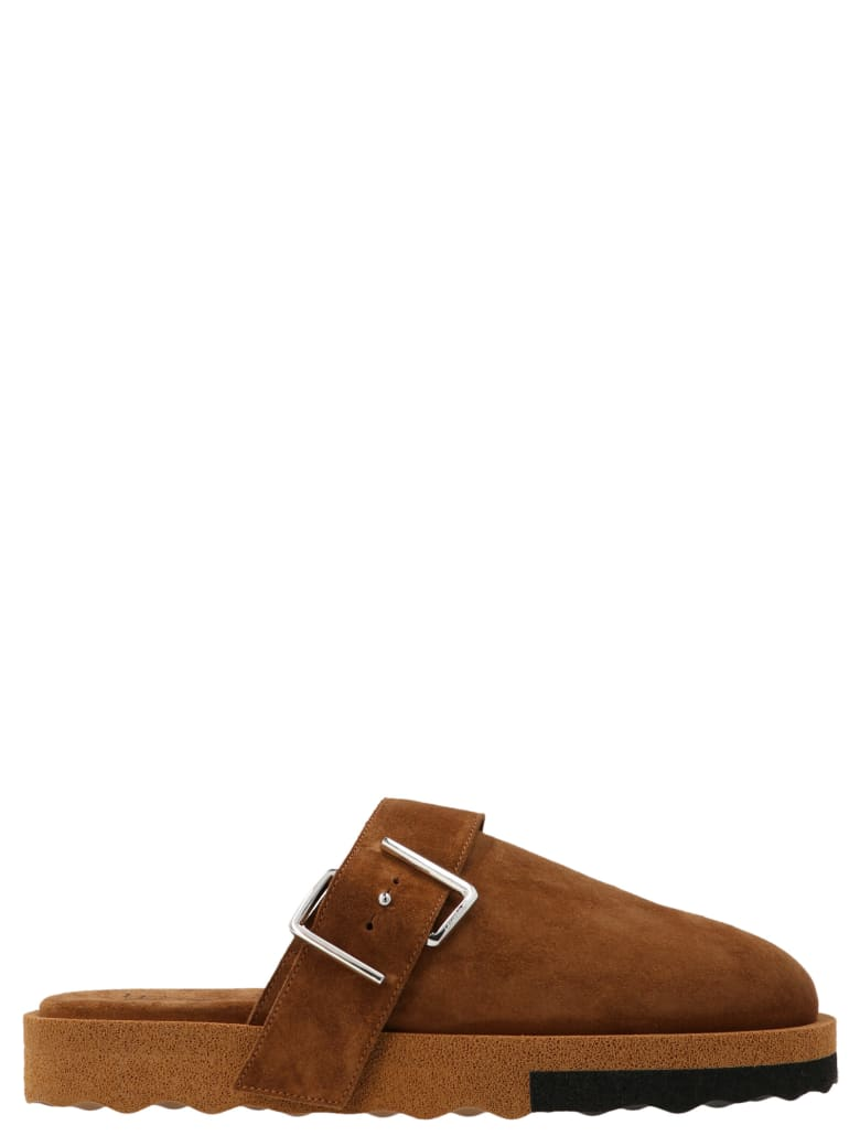 Off-White Shoes - Brown