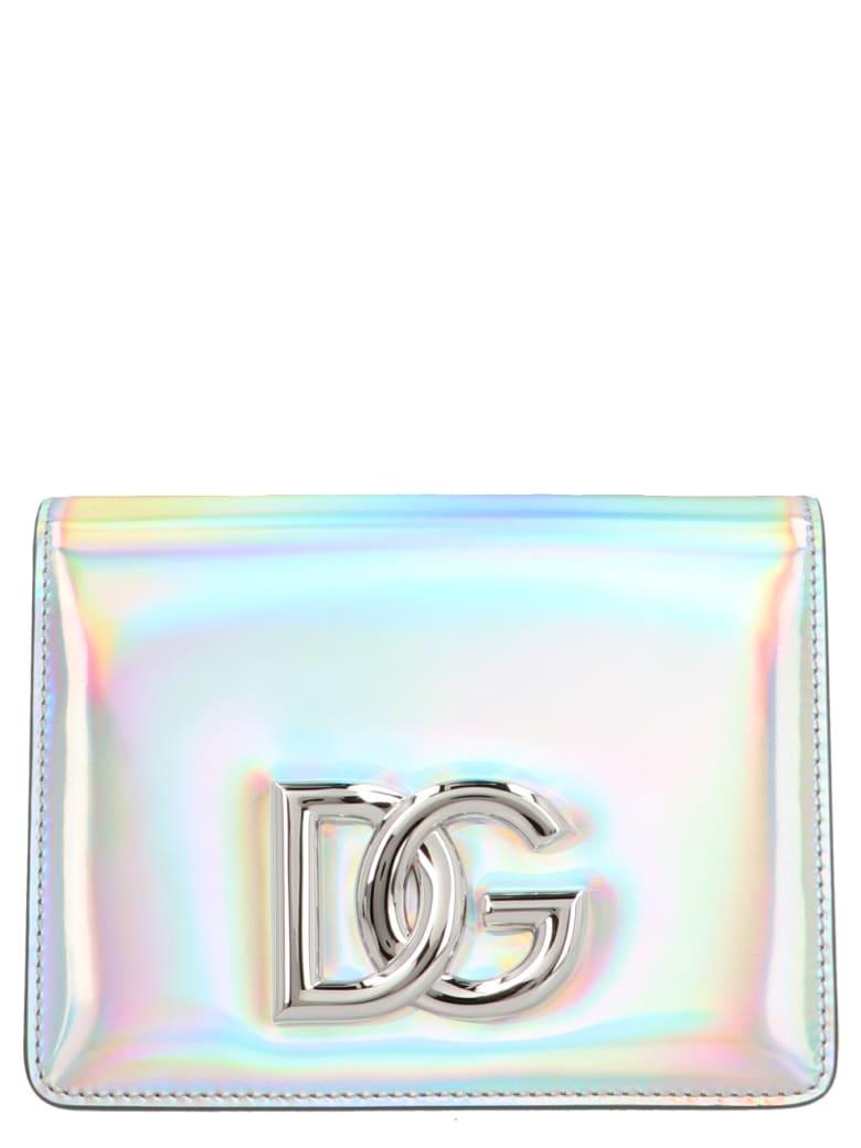 Dolce & Gabbana '3.5' Bag - Silver