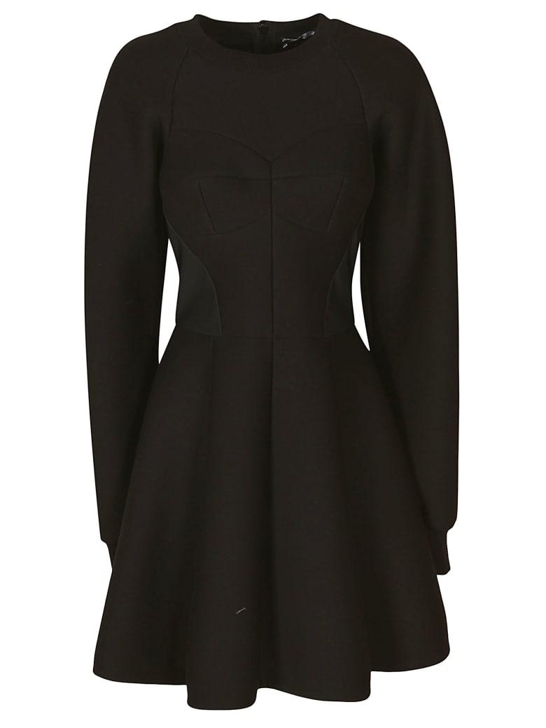 Dolce & Gabbana Long-sleeved Dress - Black