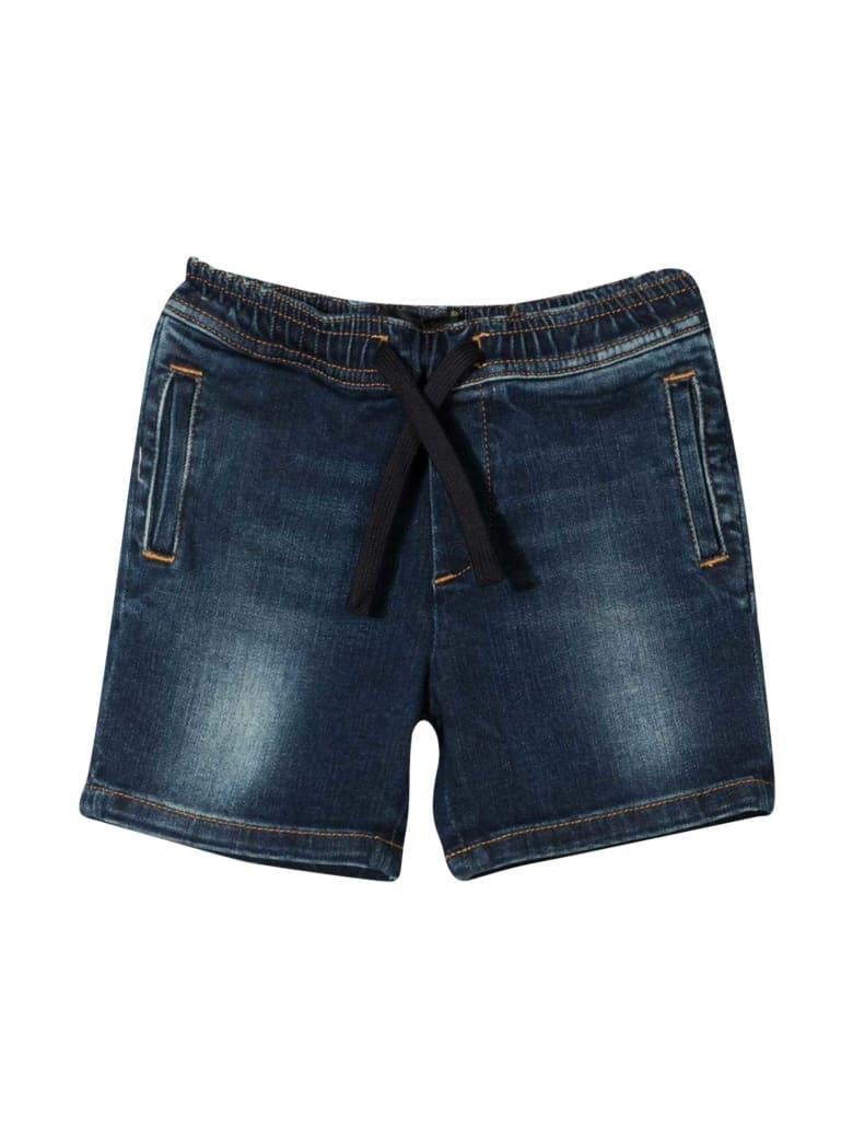 Dolce & Gabbana Denim Shorts - Blu scuro