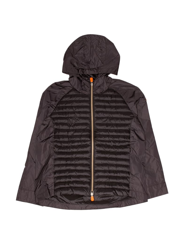 Save the Duck Jacket - Nero
