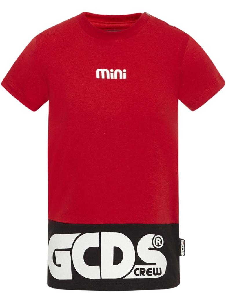 GCDS Mini Gcds Kids Dress - Red