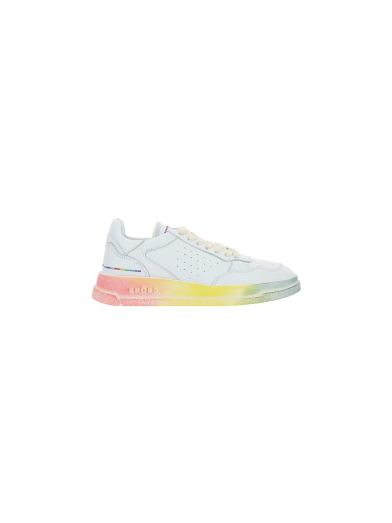 GHOUD Venice Sneakers - Wht/rainbow