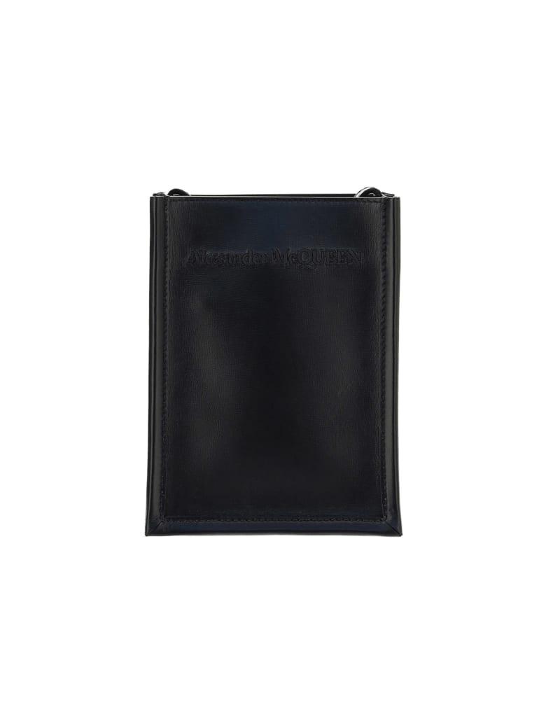 Alexander McQueen Crossbody Bag - Black