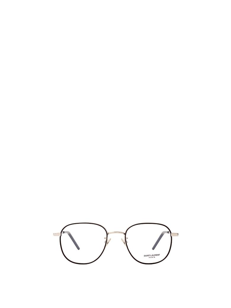 Saint Laurent Saint Laurent Sl 362 Gold Glasses - Gold