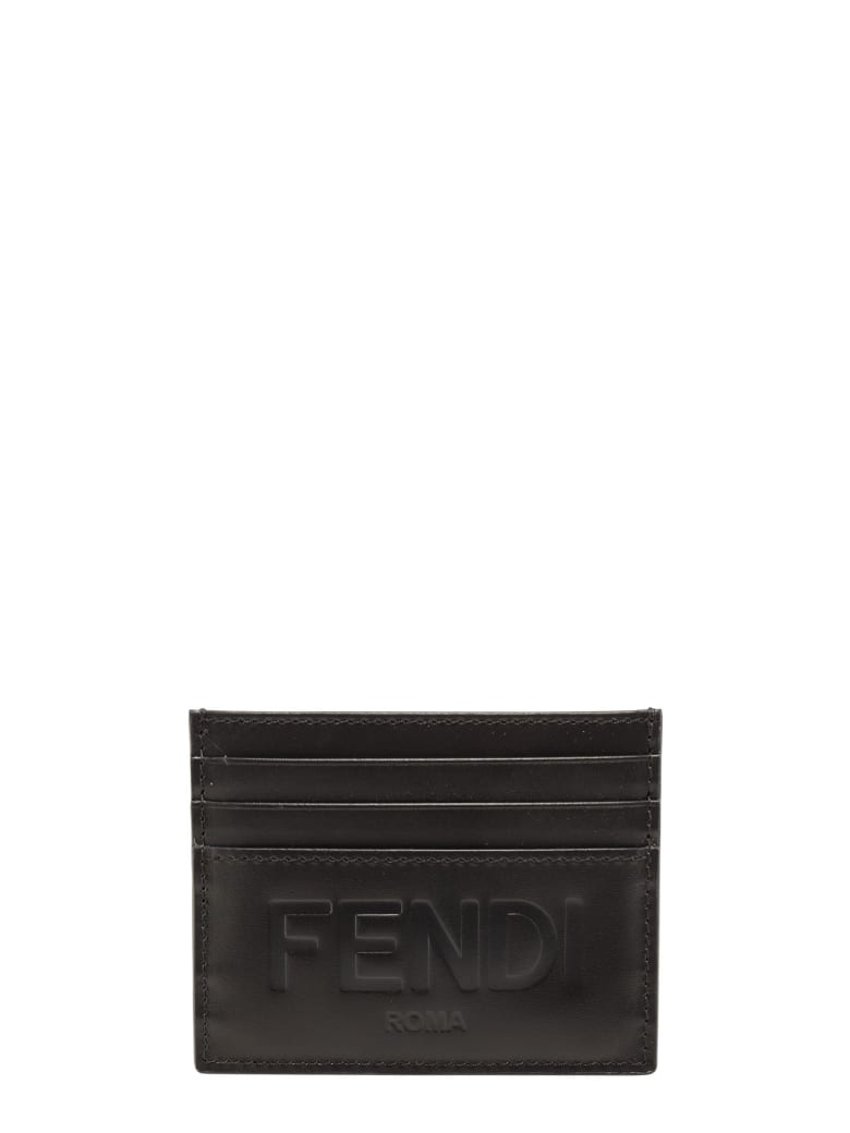 Fendi Cardholder - Black