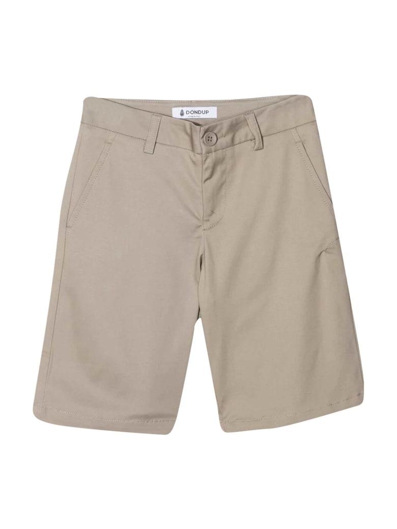 Dondup Beige Shorts - Beige