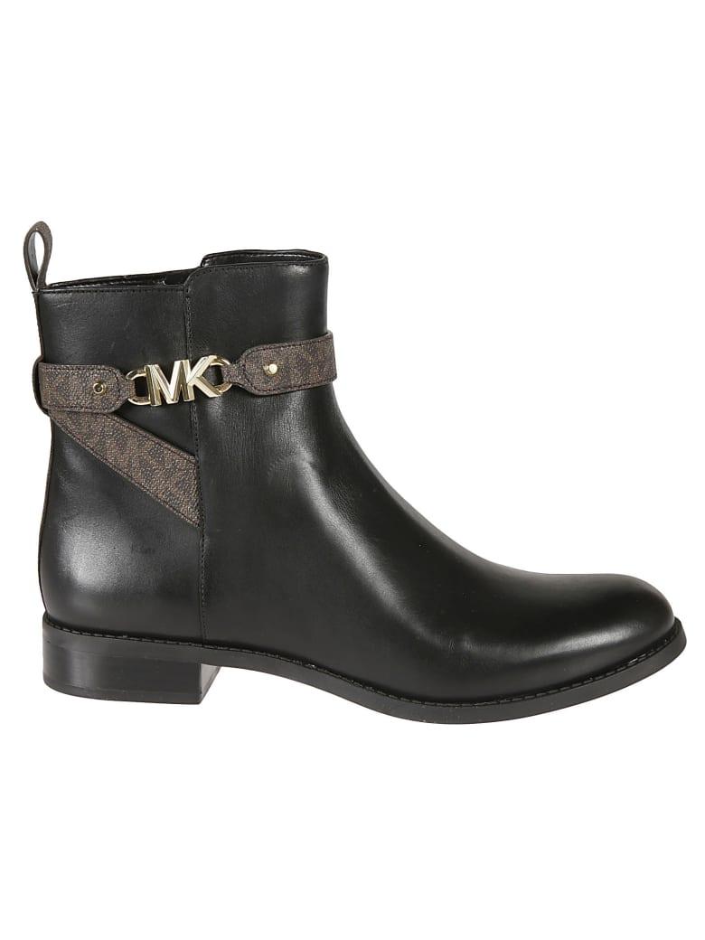 Michael Kors Farrah Flat Boots - Black