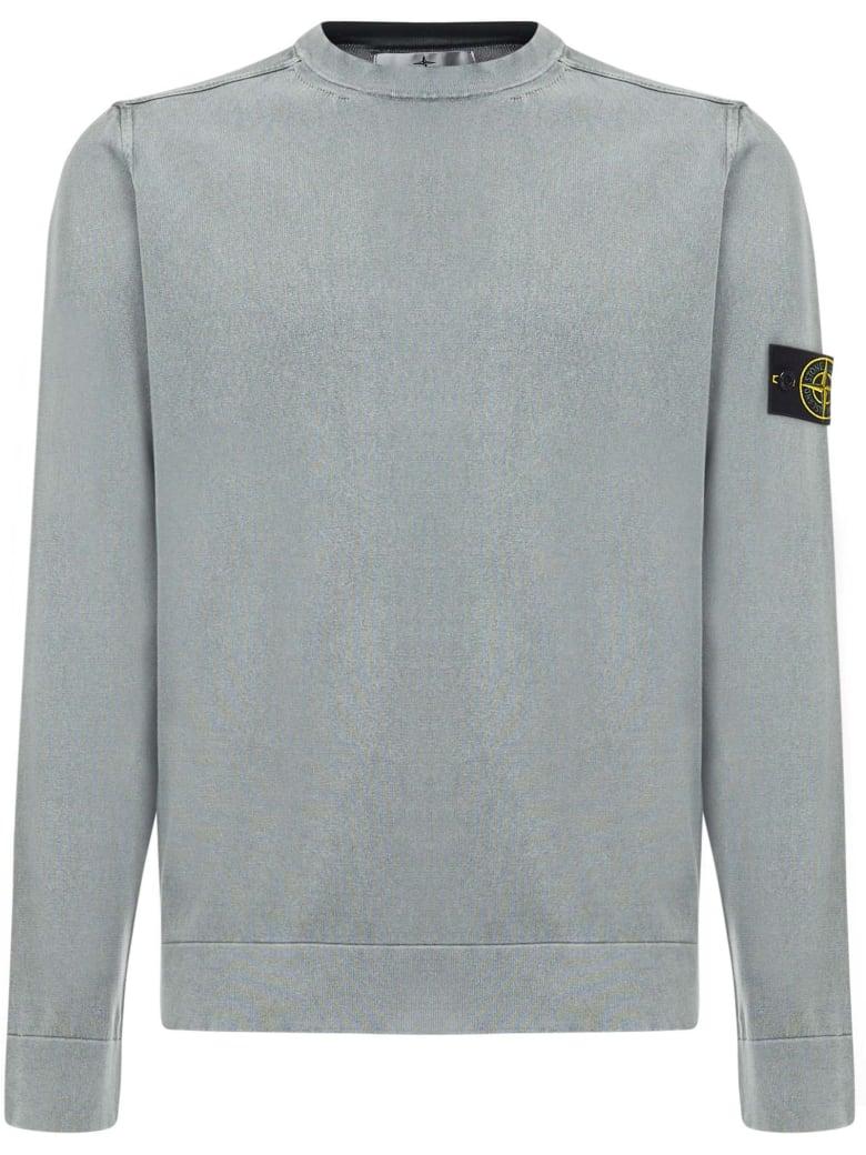 Stone Island Sweater - Light blue