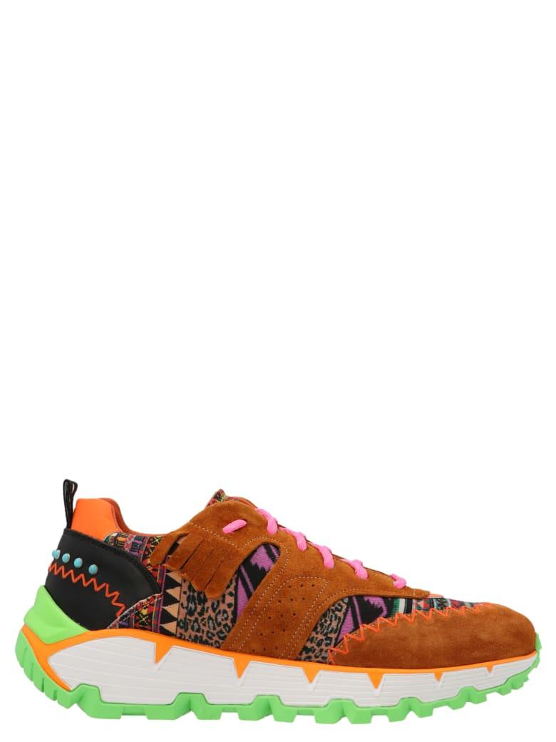 Etro Shoes - Multicolor