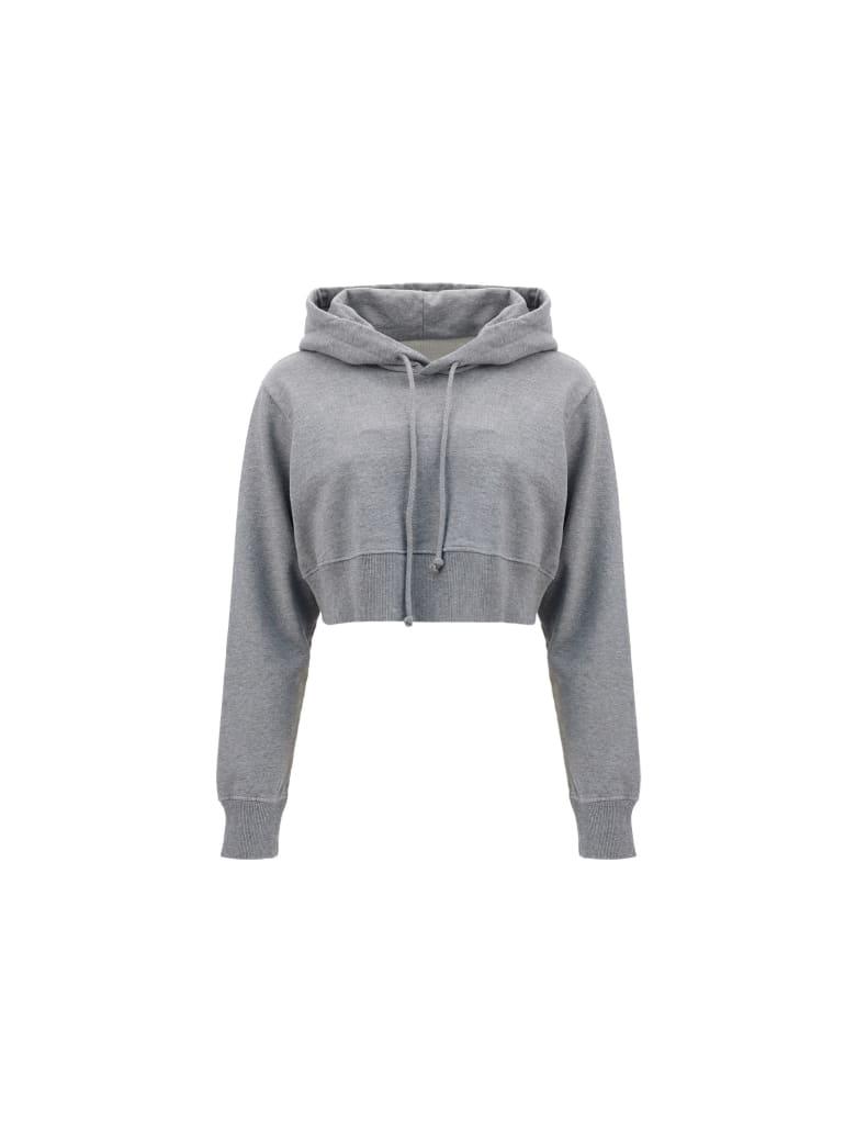 MM6 Maison Margiela Mm6 Hoodie - Grey