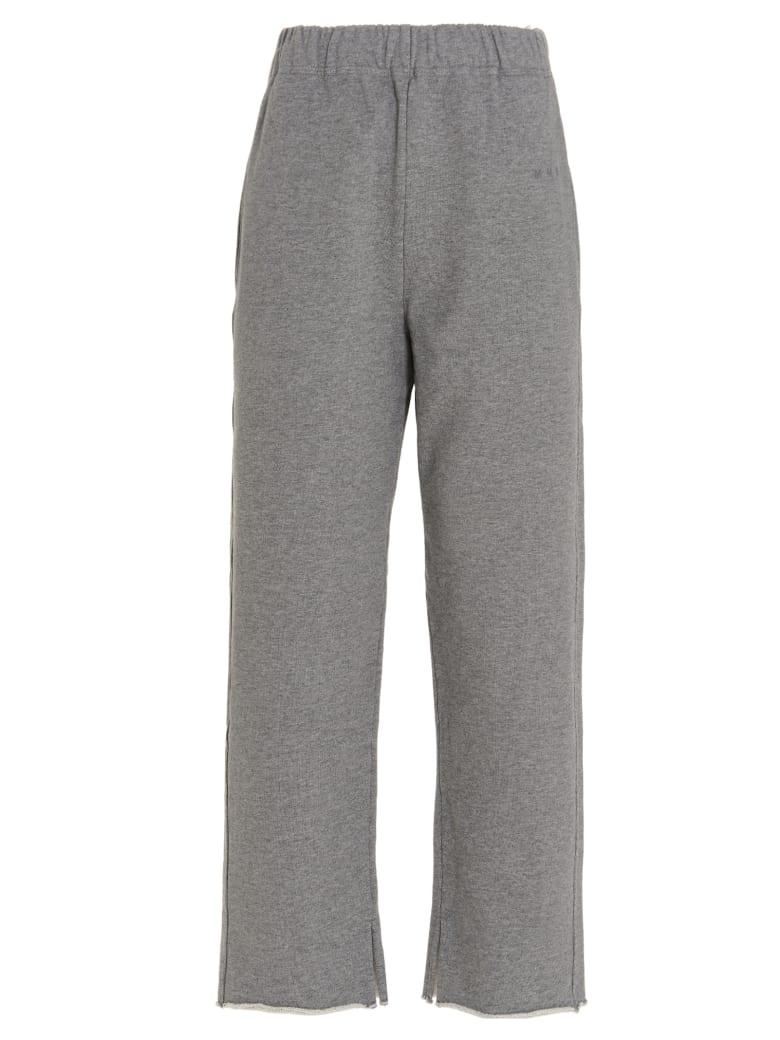 MM6 Maison Margiela Pants - Grey