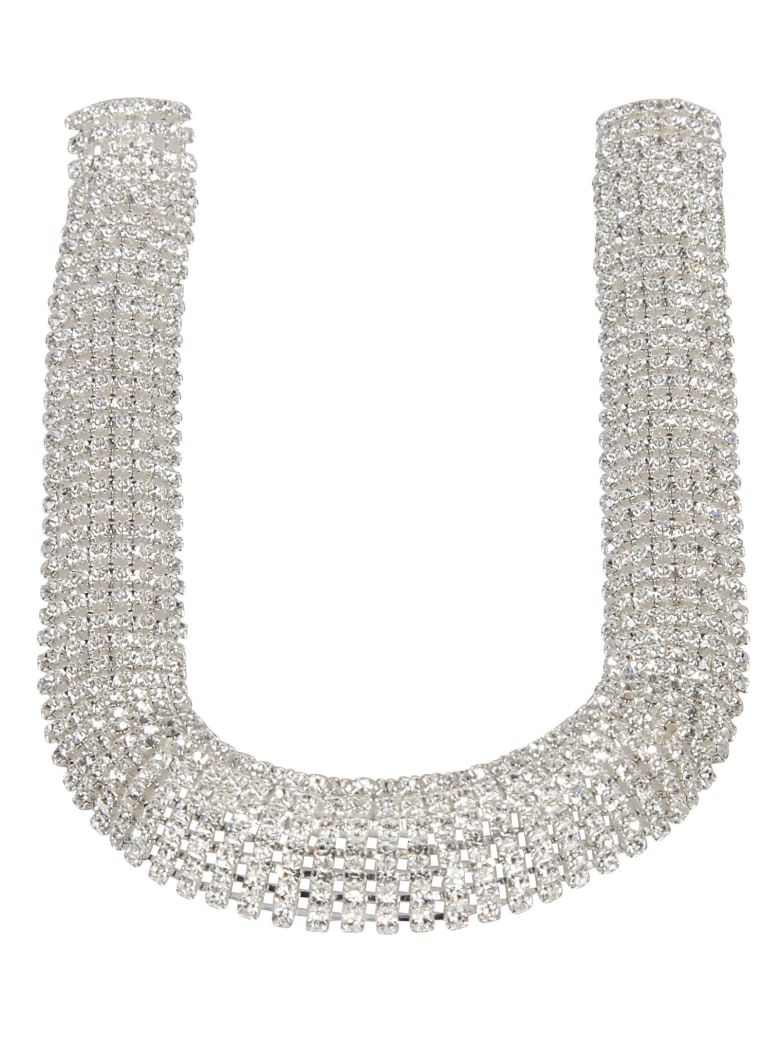 Magda Butrym Weigela Necklace - Silver