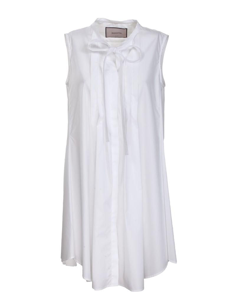 Bagutta white cotton shirt - Bianco