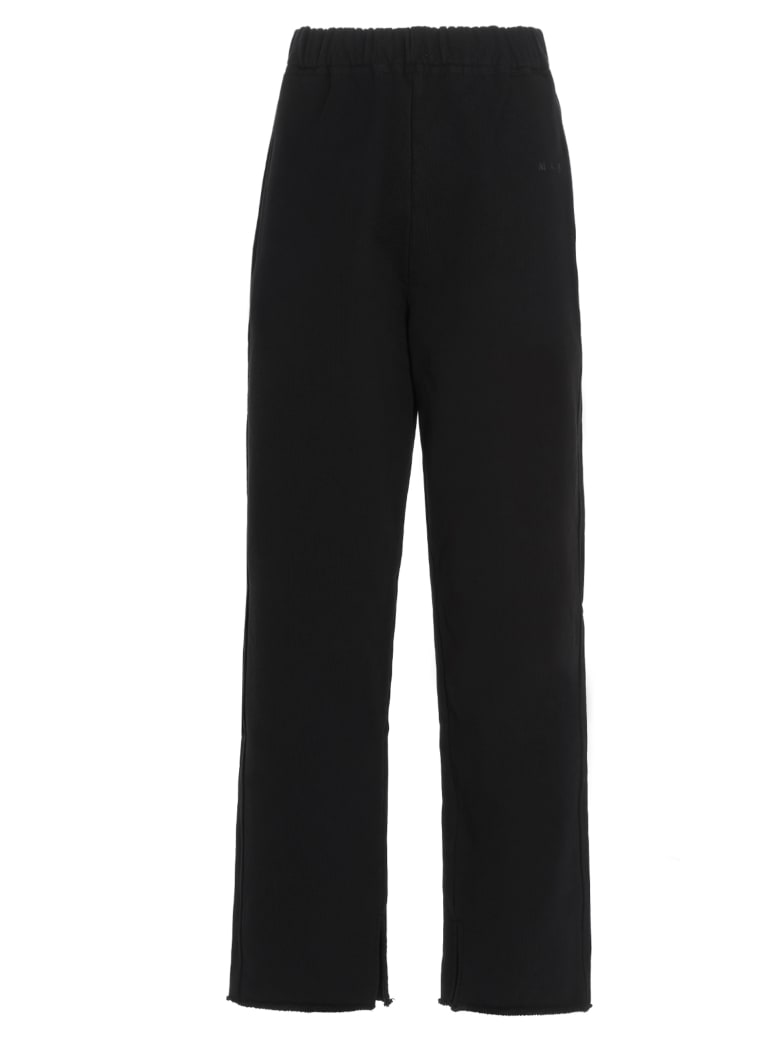 MM6 Maison Margiela Pants - Black