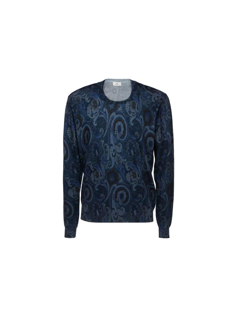 Etro Sweater - Blue