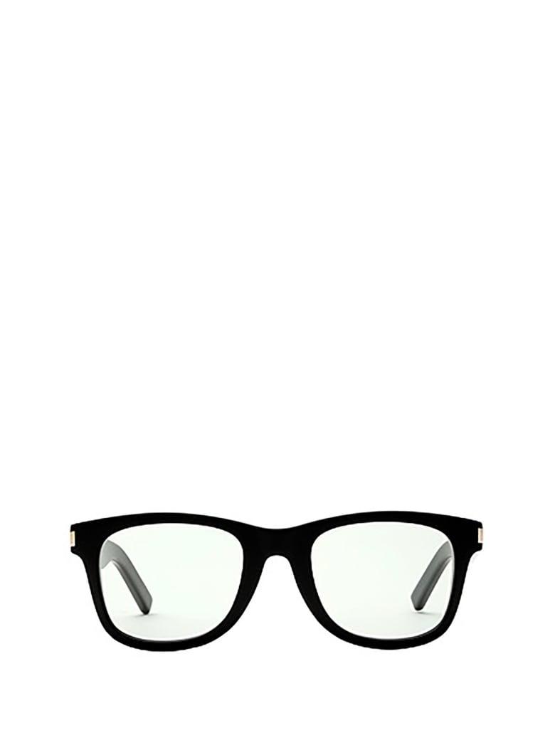 Saint Laurent Saint Laurent Sl 51 Black Sunglasses - Black