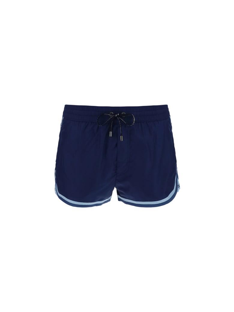 Dolce & Gabbana Swimsuit - Cobalt