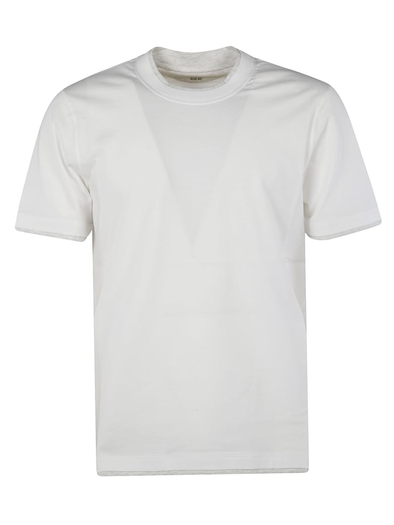 Brunello Cucinelli Plain T-shirt - WHITE