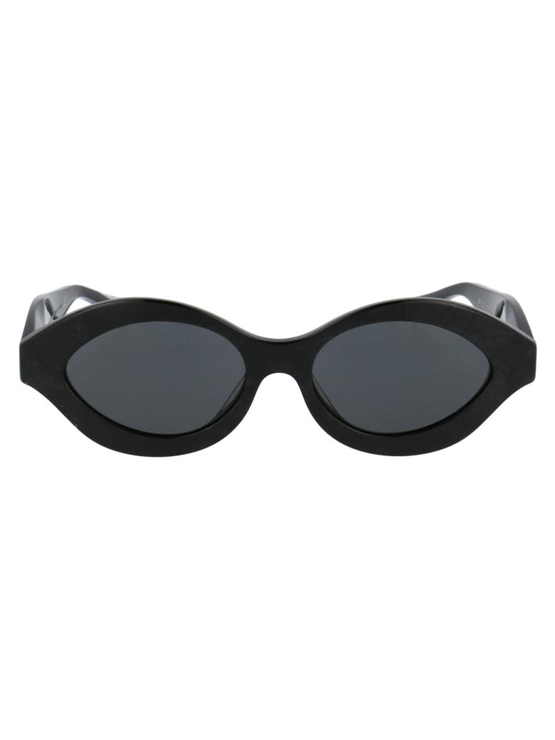 Alain Mikli N 862 Sunglasses - 003/87 NOIR MIKLI