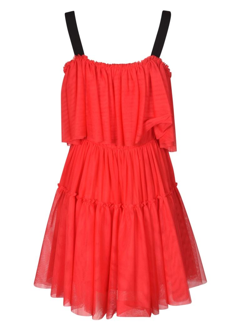 Anna Molinari Dress - Rosso