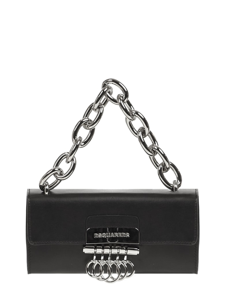 Dsquared2 Baby Key Clutch - Black