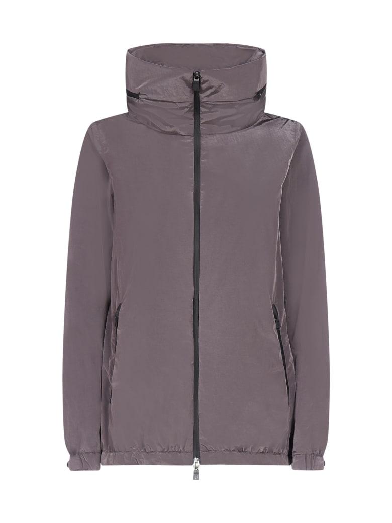 Herno Laminar Jacket - Rosa polvere