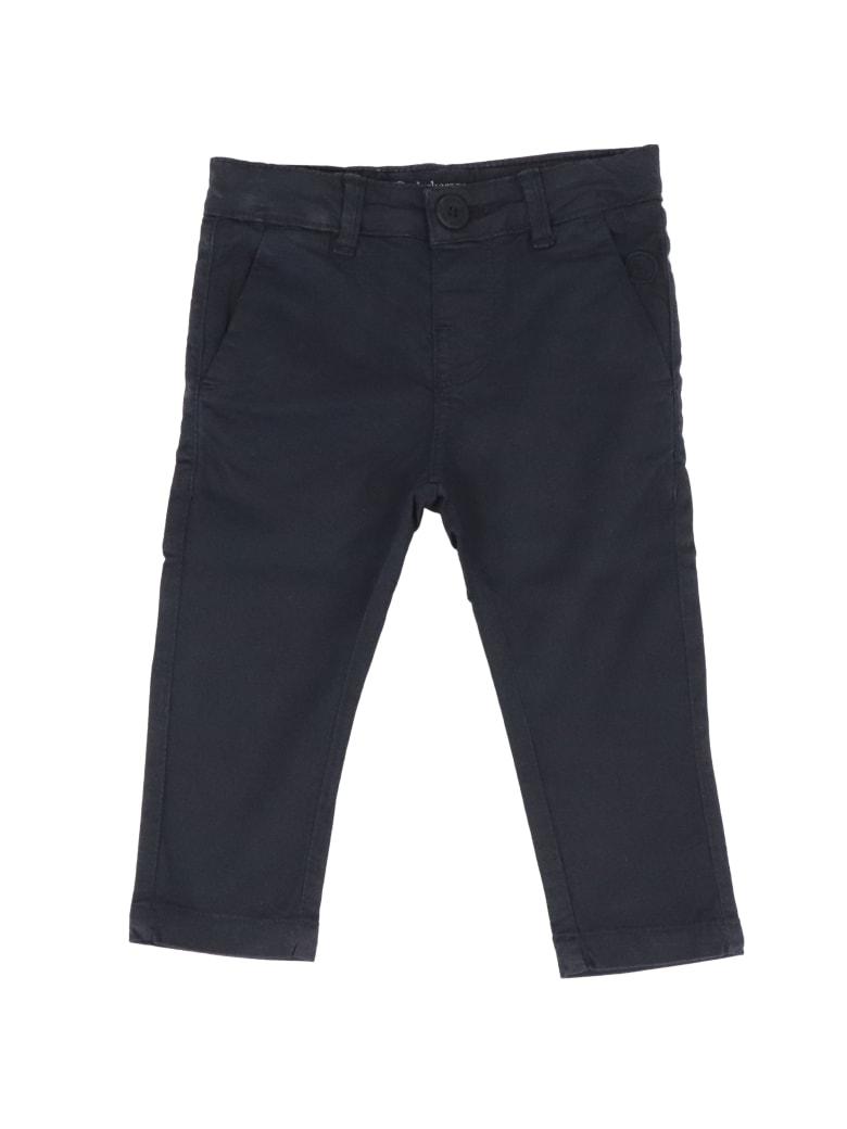 Jeckerson Cotton Trousers - BLUE