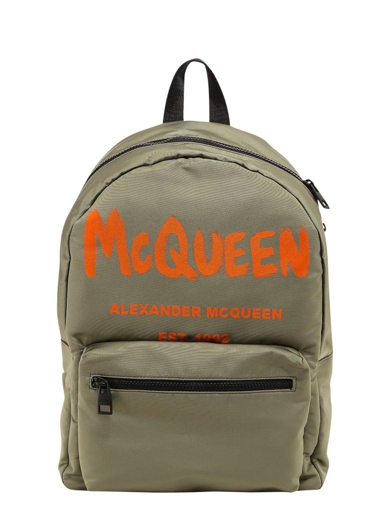 Alexander McQueen Backpack - Green
