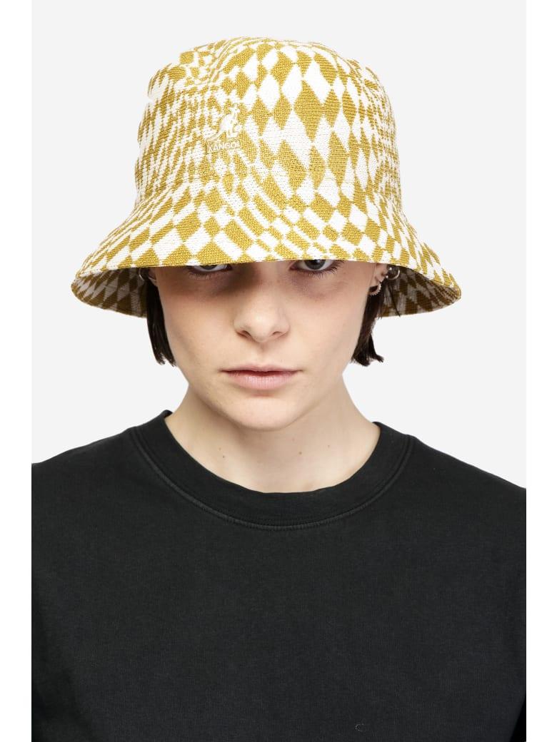 Kangol Warped Check Hats - multicolor