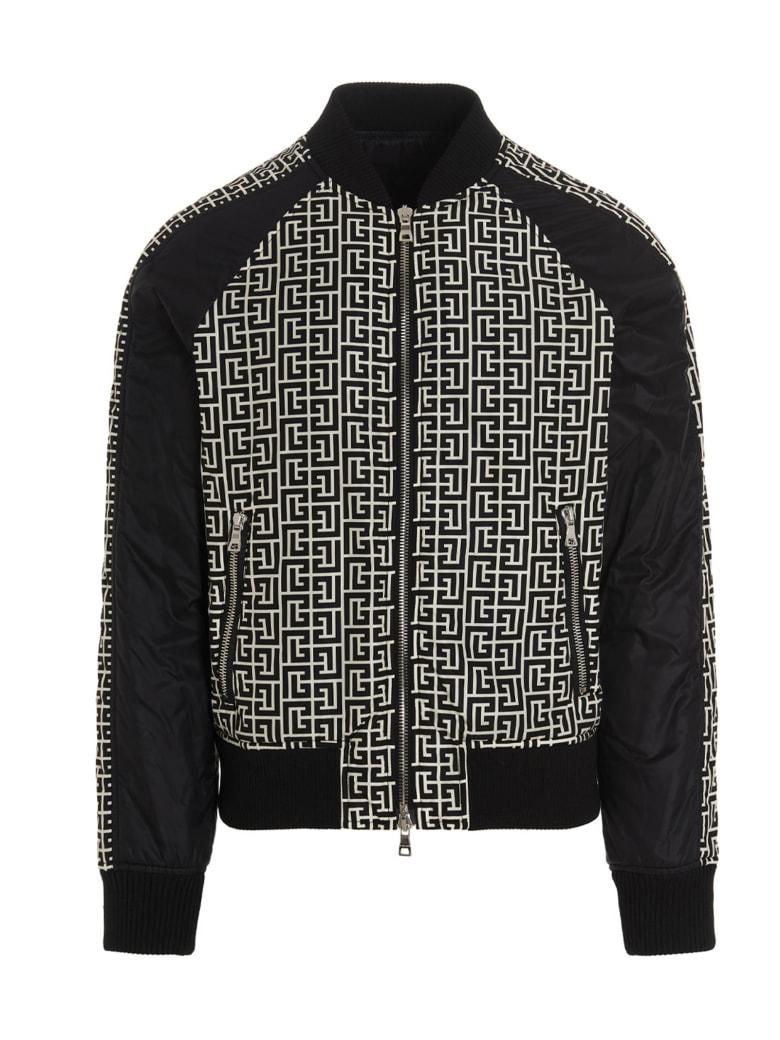 Balmain Jacket - Black&White