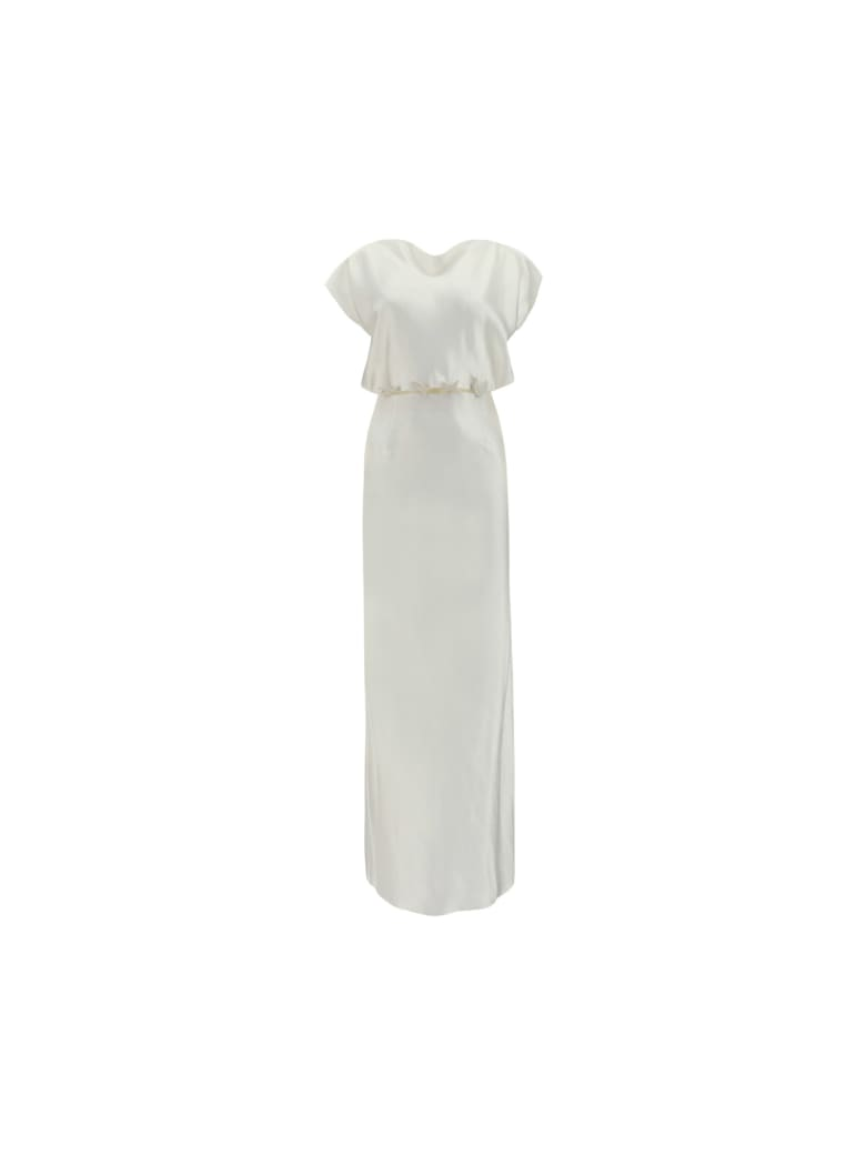 Bevza Olga Dress - White