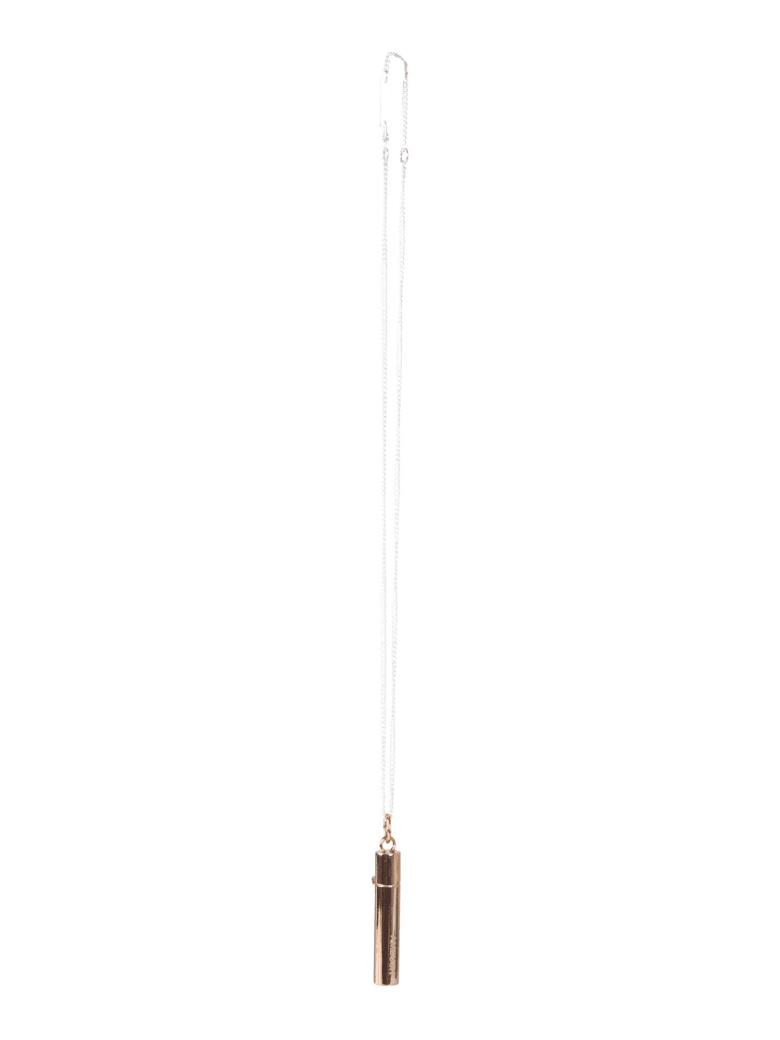 AMBUSH Necklace With Pills Holder Pendant - BRONZO
