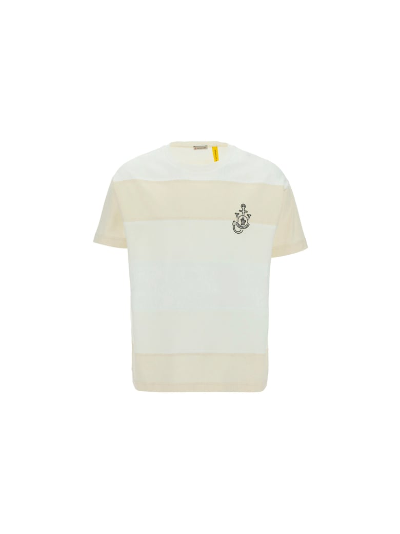 Moncler X Jw Anderson T-shirt - Off white