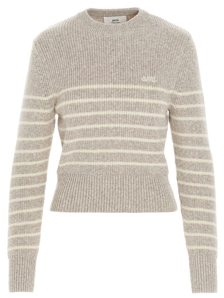 Ami Alexandre Mattiussi Sweater - Beige
