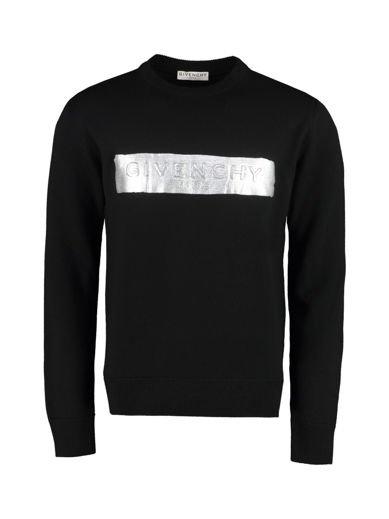 Givenchy Wool Pullover - black