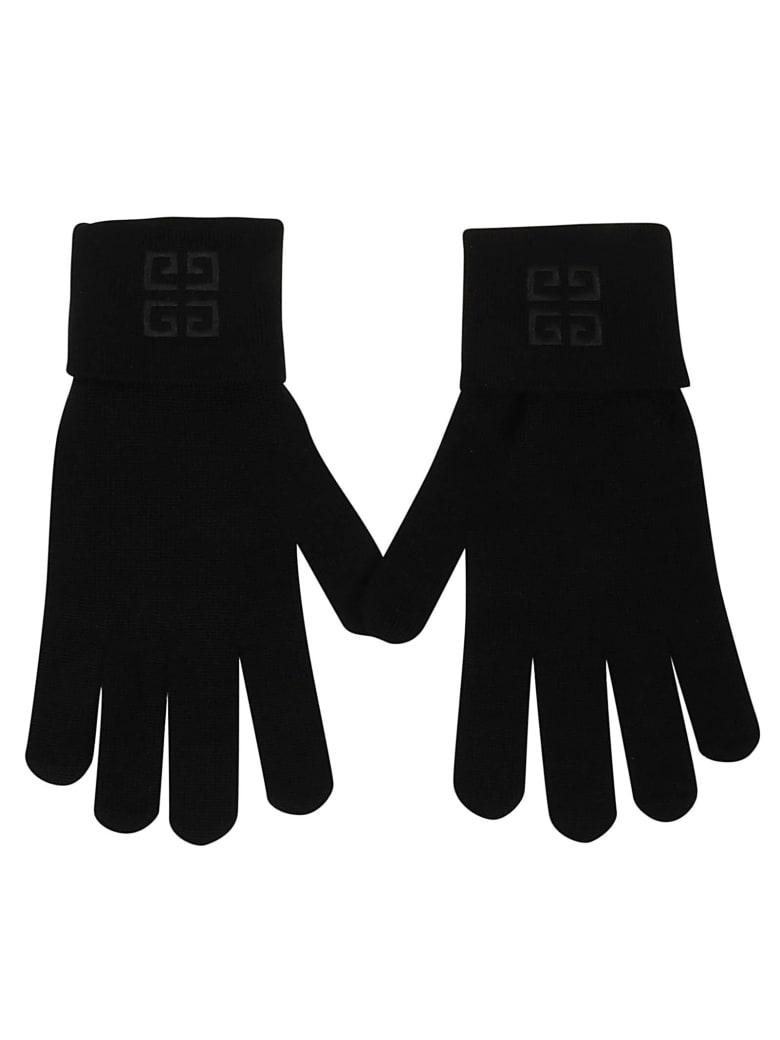 Givenchy 4g Studs Patch - Black