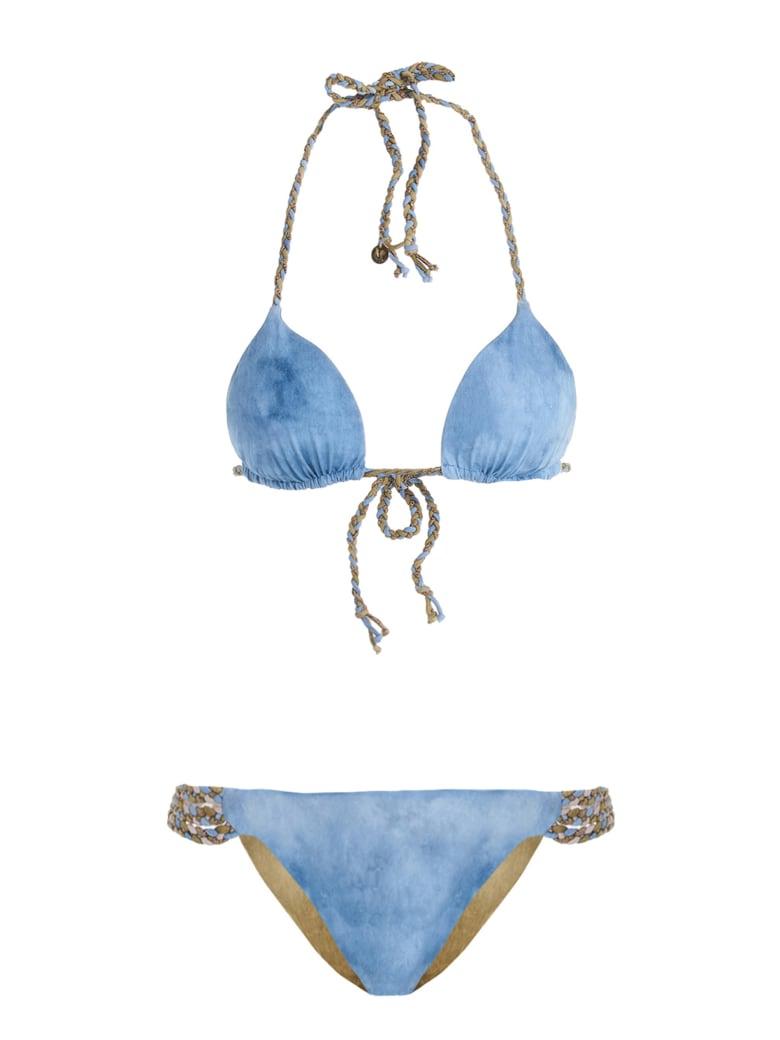 Amorissimo 'myriam' Bikini - Azzurro